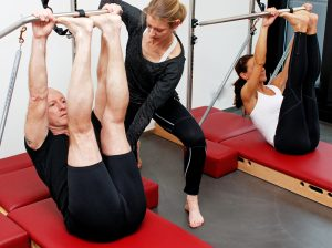4. Studio Pilates Duo 10 Session Pass