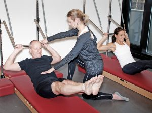 5. Studio Pilates Duo 6 Session Pass