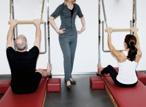 6. Studio Pilates Duo 1 Session Pass